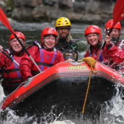 White Water Rafting Weekend